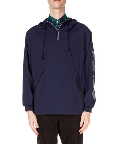 Men's Kenzo Sport Anorak Jacket