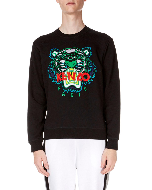 Kenzo Men s Tiger Classic Sweatshirt   Neiman Marcus 6a8e59e1a82