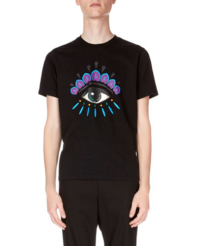 Men's Eye Graphic T-Shirt
