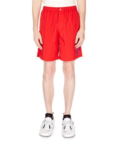 Men's Medium Kenzo Logo Shorts
