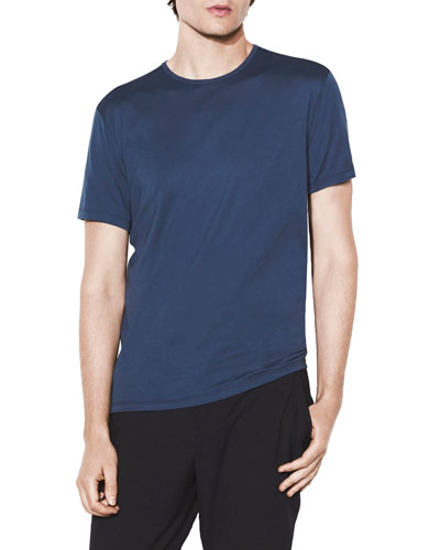 Men's Pima Cotton Crewneck T-Shirt