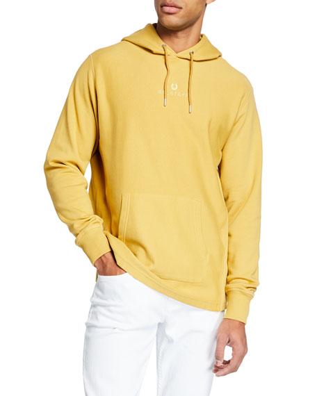 Belstaff Men's Logo Pullover Hoodie Sweatshirt