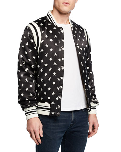 Men's Silk Ball Jacket