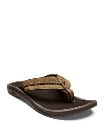Men's Hokua Thong Sandals