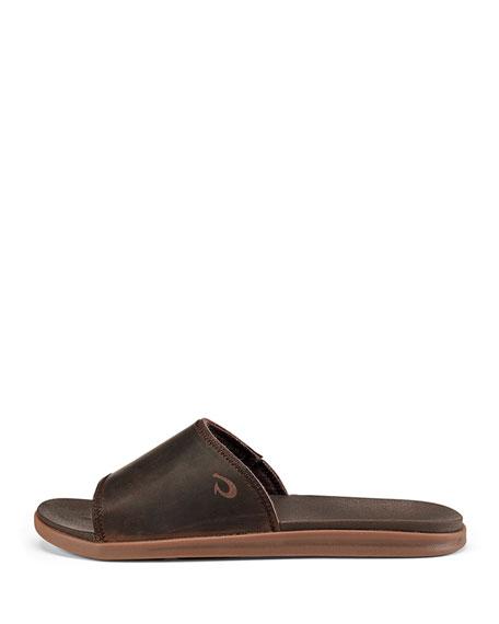 Olukai Men's Alania Slide Sandal