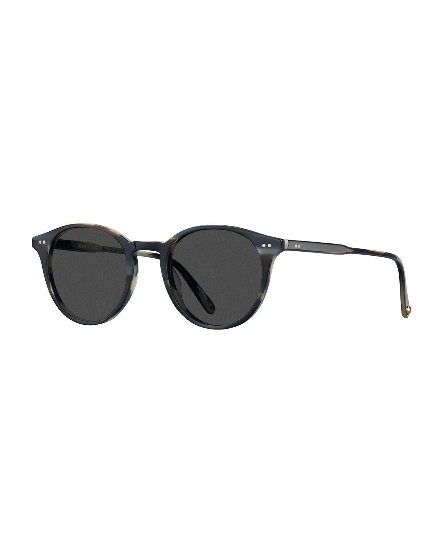 175da204ba71a Garrett Leight Men s Clune Round Sunglasses