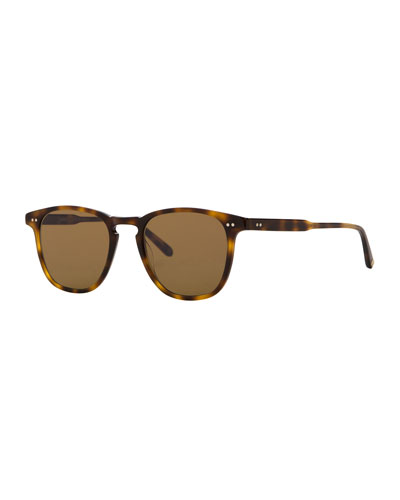 Men's Brooks 47 Square Sunglasses