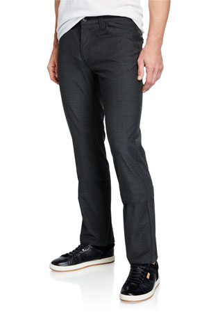 Emporio Armani Men's J15 Stretch 5-Pocket Pants