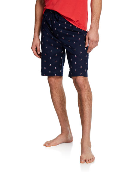 Derek Rose Shorts MEN'S NELSON SURFER SHORTS