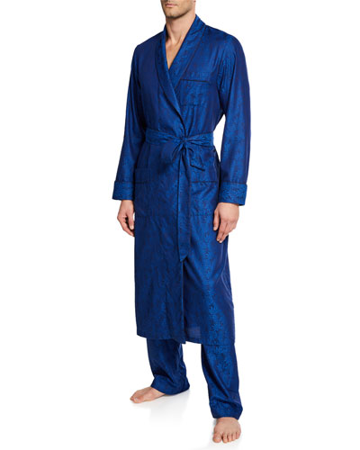 Men's Paris 15 Cotton Robe
