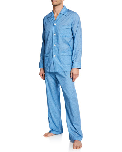 Men's Ledbury 21 Classic-Fit Pajama Set