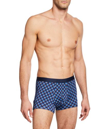 Men's Spot 4 Hipster Underwear
