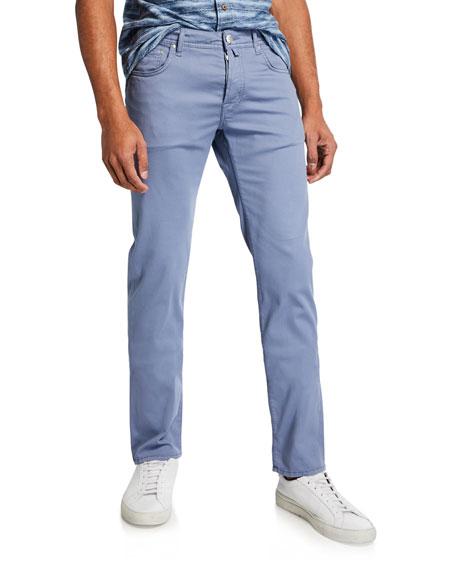 Jacob Cohen Pants MEN'S STRETCH SUPER-LIGHT PANTS