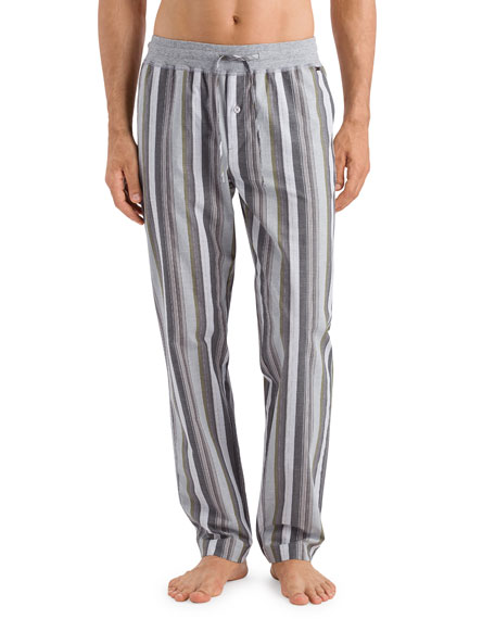 Hanro Pants MEN'S ALDO WOVEN LOUNGE PANTS
