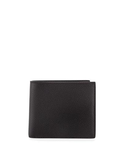 Men's Boston 8-Card Bi-Fold Wallet