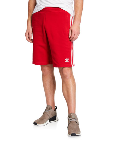 Men's Three-Stripe Track Shorts