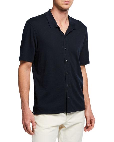 Vince Men's Short-Sleeve Sport Shirt