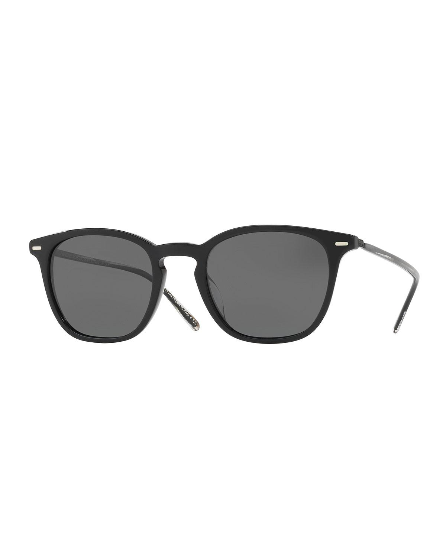 44244f22ccad2 Oliver Peoples Men s Heaton Acetate Sunglasses