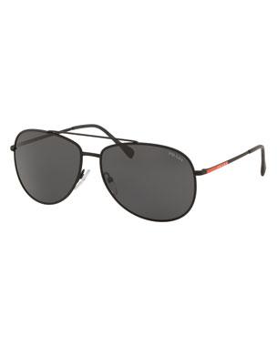 8b0223f38551c Men s Designer Sunglasses   Aviators at Neiman Marcus