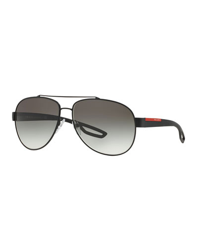 Men's Steel Sunglasses