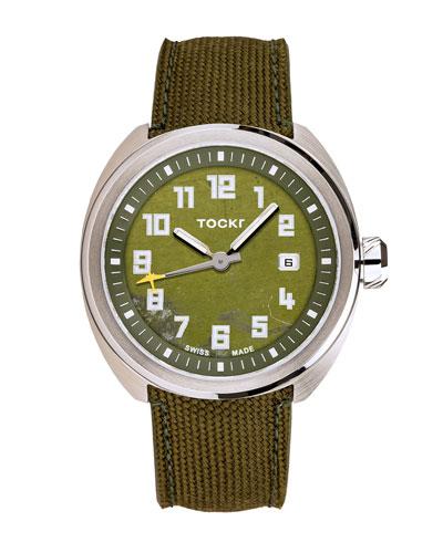 Men's C-47c D-Day Clean Cut Watch