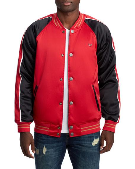 Men's Reversible Souvenir Jacket