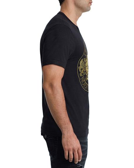 True Religion Men's Class Crest T-Shirt