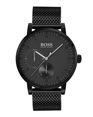 560ff70835d4 Hugo Boss Men s Oxygen Analog Bracelet Watch