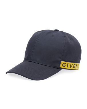612108e80f9 Givenchy Men s Curved Peak Hat