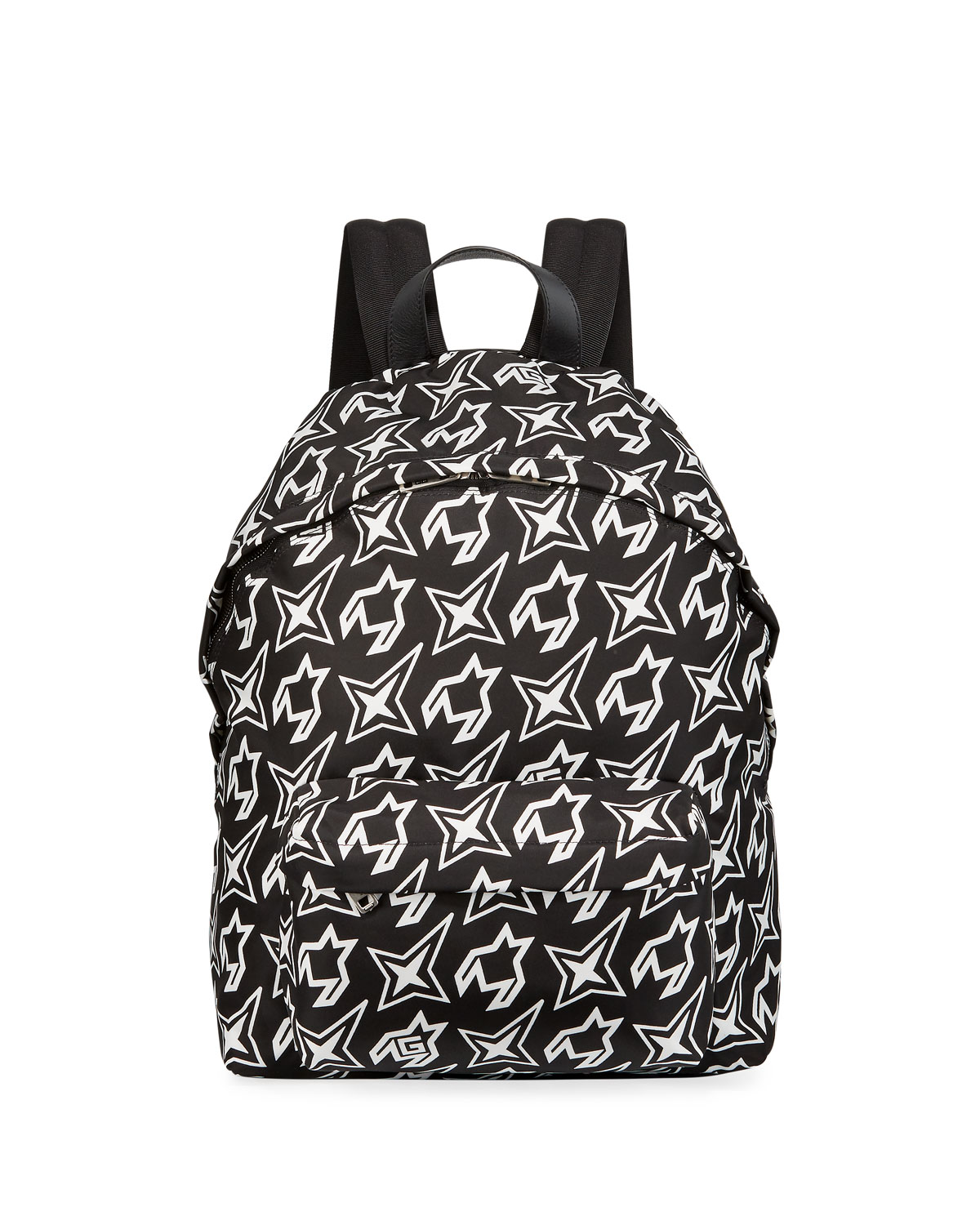 8fd35236bdeb Givenchy Men s Cosmic Printed Nylon Backpack