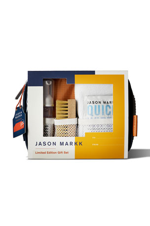 Jason Markk Men's Limited Edition Shoe Cleaning Holiday Kit