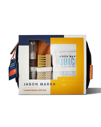 Men's Limited Edition Shoe Cleaning Holiday Kit