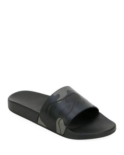 Men's Camo Slide Sandal