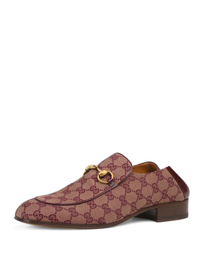 Men's Mister GG Canvas Fold-Down Loafers