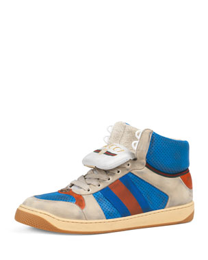 6184aa73fec1e Gucci Shoes   Sneakers for Men at Neiman Marcus