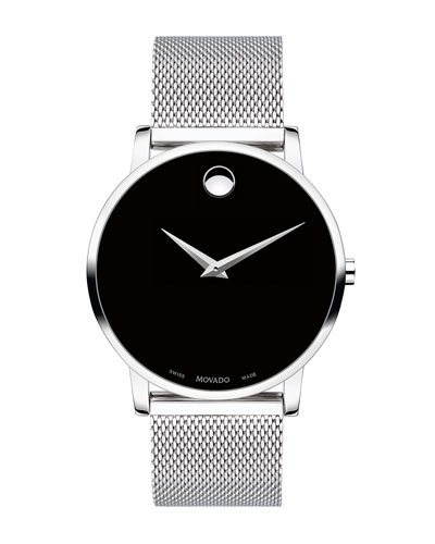 Men's Museum Classic Bracelet Watch