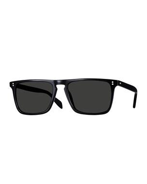 9922a9aff3 Oliver Peoples Bernardo Polarized Sunglasses