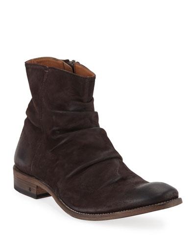 Men's Morrison Sharpei Suede Boots