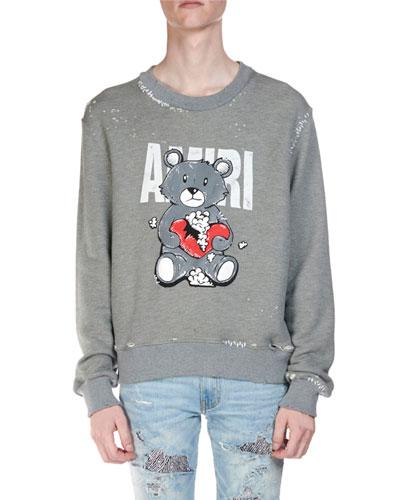 Men's Teddy Repair Sweatshirt