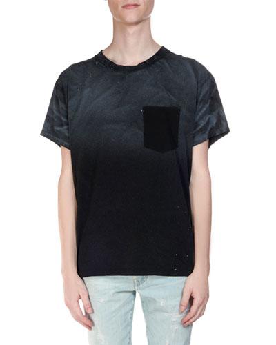 Men's Short-Sleeve Duster T-Shirt