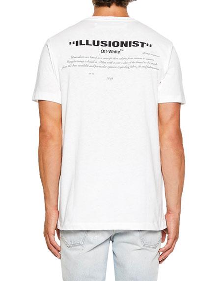 Off-White Men's Short-Sleeve Slim T-Shirt