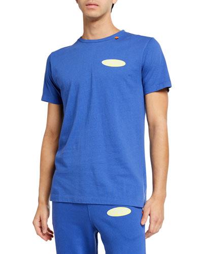 Men's Split Logo Slim T-Shirt