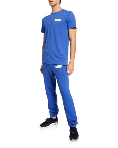 Off-White Men's Split Logo Slim Sweatpants