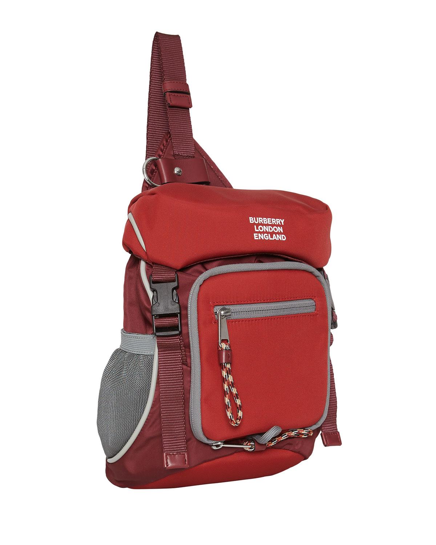 a49d6562d9c7 Burberry Men s Mini Crossbody Backpack