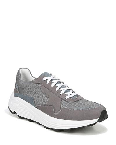 Men's Eastside Suede-Trim Sneakers