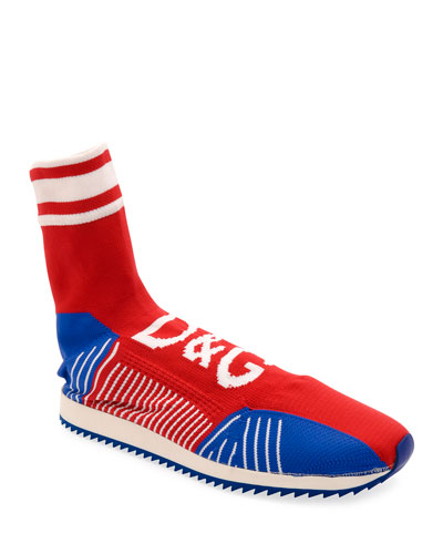 Men's Sorrento Sock Soccer Sneakers
