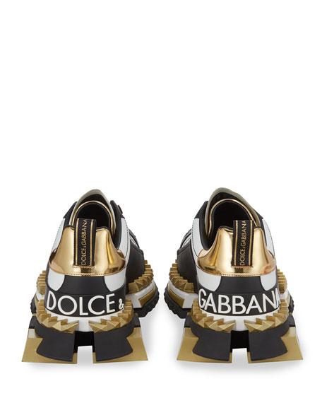 Dolce & Gabbana Men's Super King Sneakers