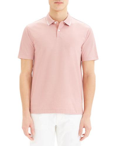 Men's Standard Pique Polo Shirt
