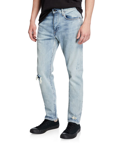 Men's 512™ Slim Tapered Knee-Rip Jeans