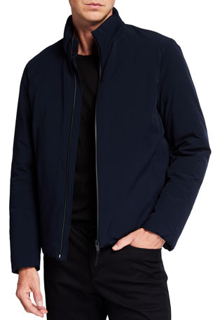 Theory Men's Harris Active Nylon Jacket